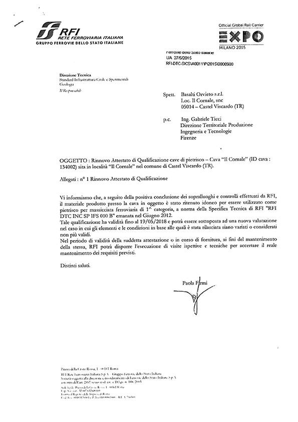 Ballast Ferroviario Qualifica_triennale_RFI-2015_P_1