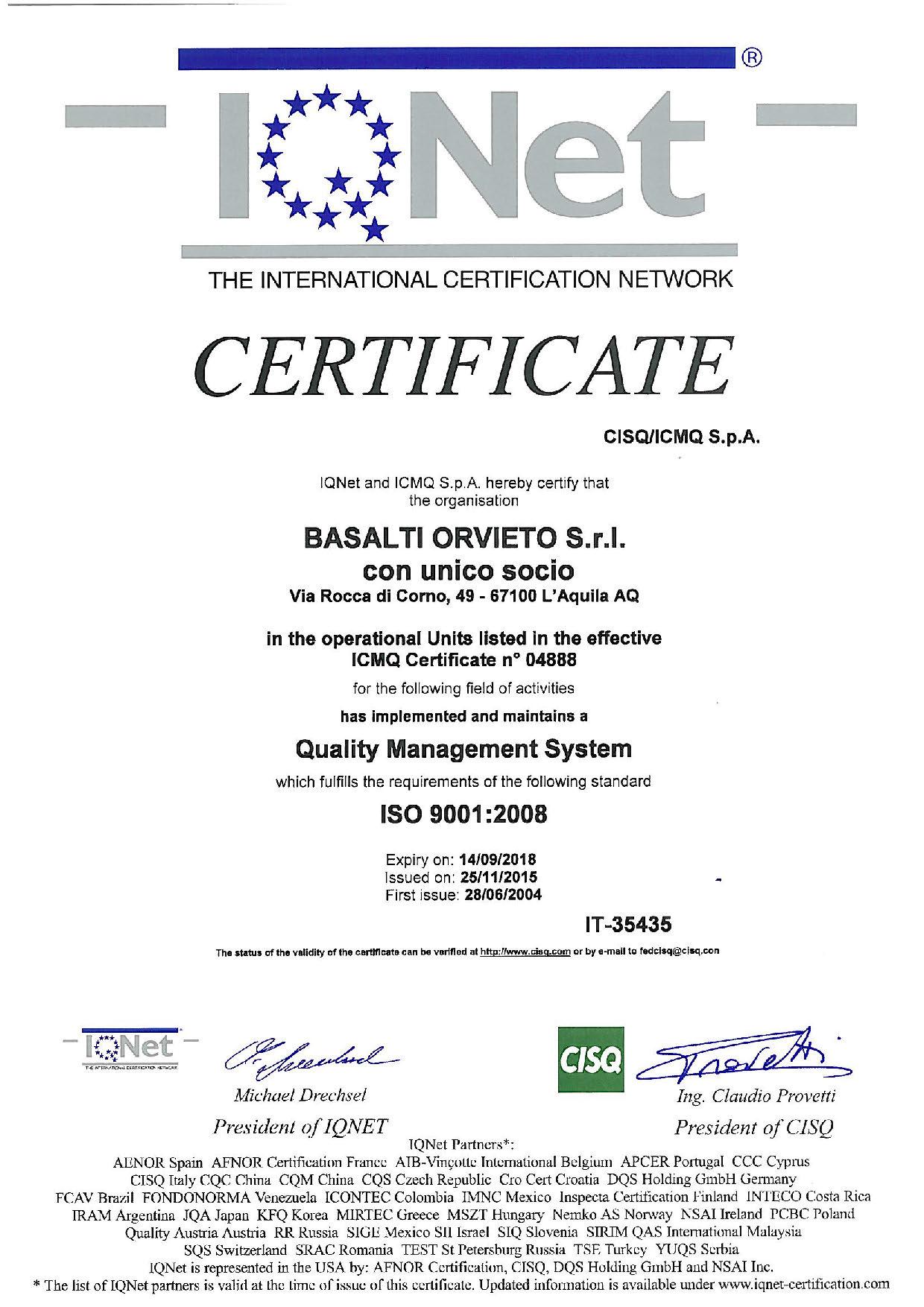 CERTIFICATO_IQNET_ISO_9001_2008